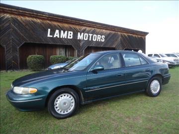 1998 Buick Century for sale in Hamilton, AL