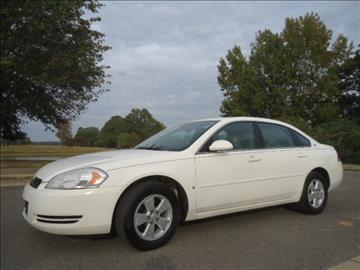 2006 Chevrolet Impala for sale in Hamilton, AL