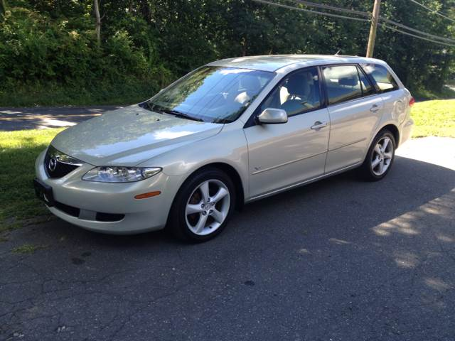 2004 mazda mazda6 s 4dr sport wagon in westchester county amawalk baldwin place carsforsalenyct. Black Bedroom Furniture Sets. Home Design Ideas
