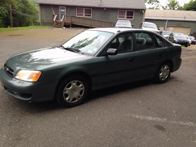 2000 Subaru Legacy
