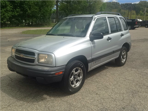 2000 Chevrolet Tracker for sale in Danbury, CT