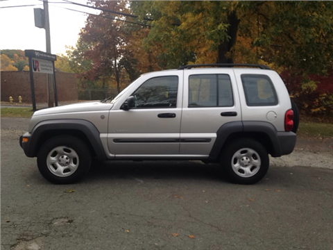 2004 Jeep Liberty for sale in Danbury, CT