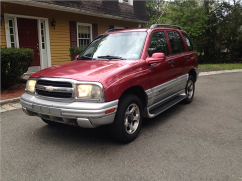 2001 Chevrolet Tracker for sale in Danbury, CT