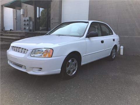2002 Hyundai Accent for sale in Danbury, CT
