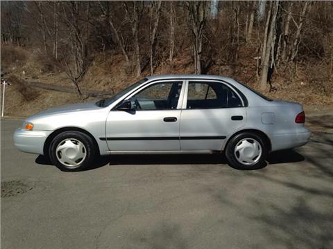 2002 Chevrolet Prizm for sale in Danbury, CT