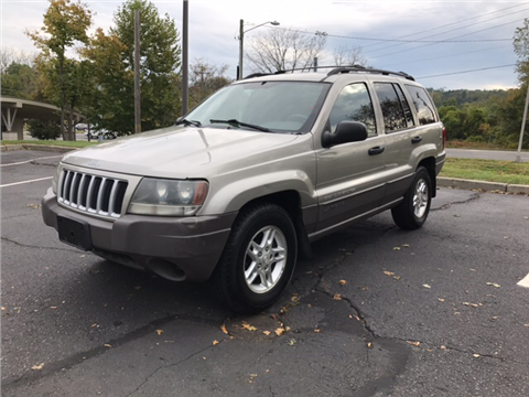 2004 Jeep Grand Cherokee for sale in Danbury, CT