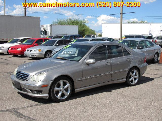 2005 Mercedes Benz C Class C230 Kompressor 4dr Sedan In Tucson Az Camel Motors