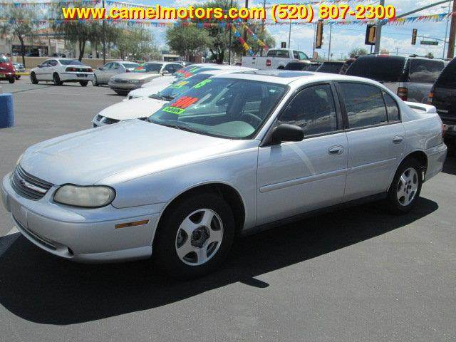 2005 Chevrolet Classic Fleet 4dr Sedan In Tucson Az Camel Motors