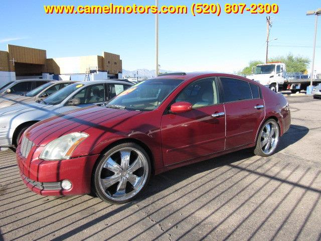 2004 Nissan Maxima In Tucson Az Camel Motors