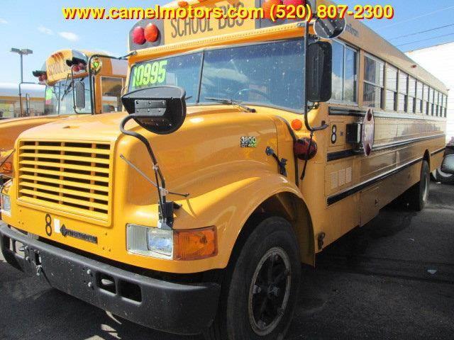 1994 International School Bus In Tucson Tucson Mesa Camel