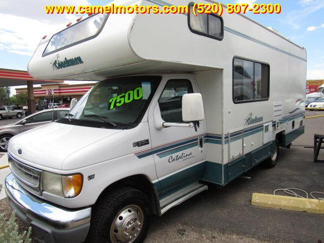 1999 Ford E 350 Rv Cutaway In Tucson Az Camel Motors