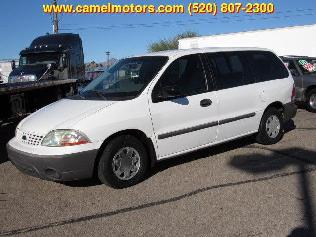 2002 Ford Windstar Lx 4dr Mini Van In Tucson Az Camel Motors