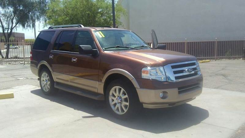 2011 Ford Expedition 4x2 Xlt 4dr Suv In Tucson Az Camel