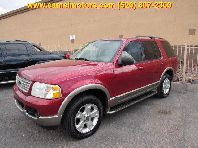 2003 Ford Explorer Eddie Bauer 4wd 4dr Suv In Tucson Az