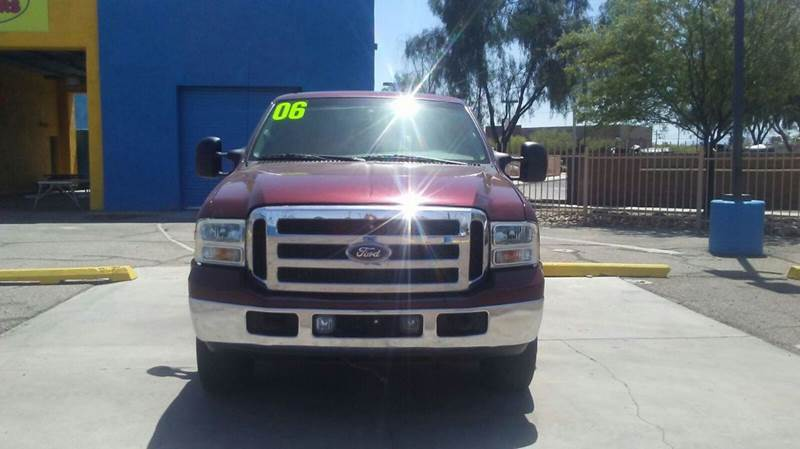 2006 Ford F 250 Super Duty Lariat 4dr Supercab 4wd Sb In Tucson Az Camel Motors