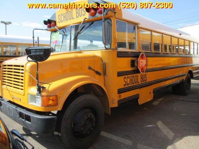 Used 1992 International School Bus For Sale
