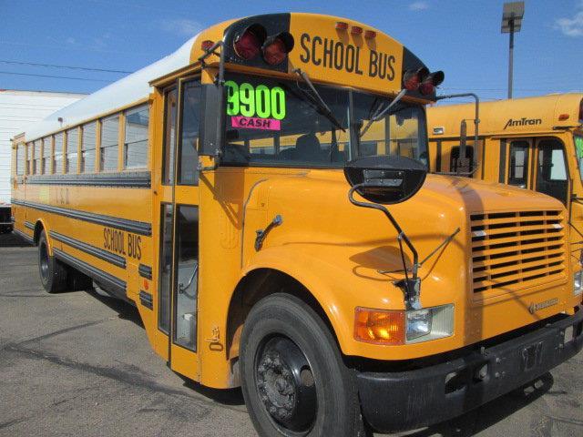 1992 International School Bus In Tucson Tucson Mesa Camel