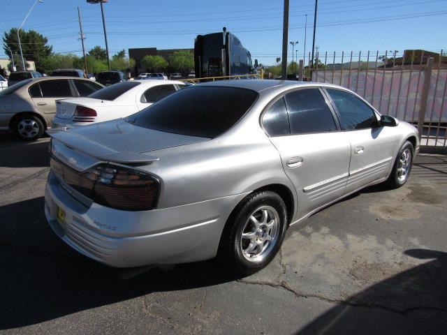 2005 Pontiac Bonneville Se 4dr Sedan In Tucson Az Camel