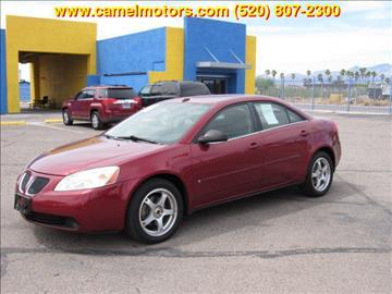 2008 Pontiac G6 for sale in Tucson, AZ