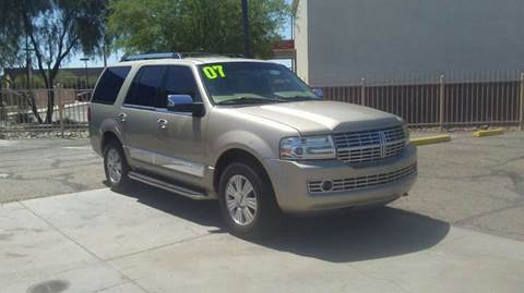 Used 2007 Lincoln Navigator For Sale in Arizona - Carsforsale.com