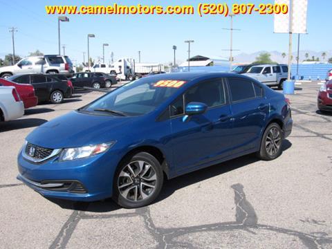 Honda Civic For Sale In Tucson Az Carsforsale Com