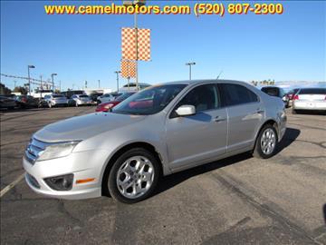 2010 Ford Fusion For Sale Arizona Carsforsale Com