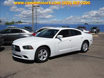 2012 Dodge Charger For Sale In Arizona Carsforsale Com