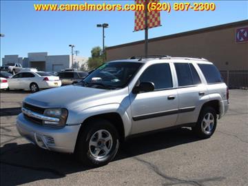 Chevrolet Trailblazer For Sale In Tucson Az Carsforsale Com