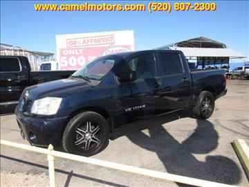 2006 Nissan Titan For Sale In Arizona