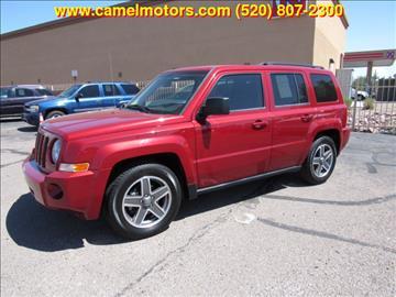Jeep Patriot For Sale Tucson Az Carsforsale Com