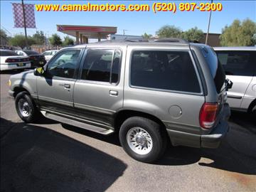 2000 Mercury Mountaineer For Sale In Clackamas Or