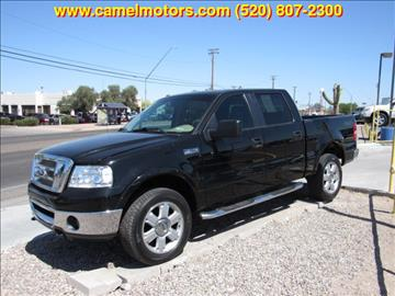 2006 Ford F 150 For Sale In Tucson Az Carsforsale Com