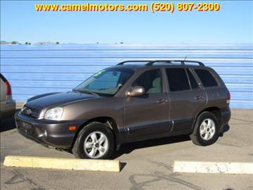 Hyundai Santa Fe For Sale Tucson Az Carsforsale Com