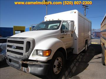 2004 Ford F 650 For Sale