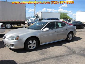 Used Pontiac Grand Prix For Sale Arizona Carsforsale Com