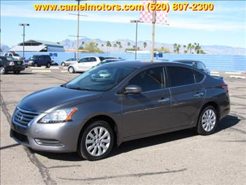 2015 Nissan Sentra For Sale In Tucson Az