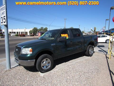 2007 Ford F 150 For Sale In Tucson Az Carsforsale Com
