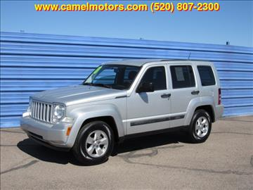 Jeep Liberty For Sale In Tucson Az Carsforsale Com