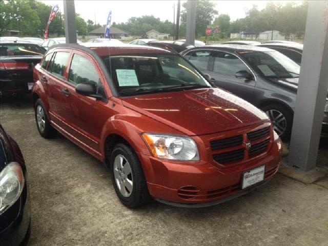 2007 DODGE CALIBER HB FWD rust driver air bag passenger air bag front head air bag rear head ai