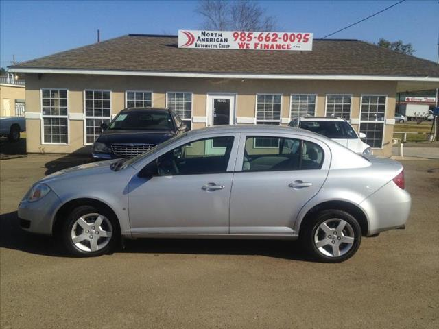 2007 CHEVROLET COBALT LS grey driver air bag passenger air bag ac amfm stereo cd player fro