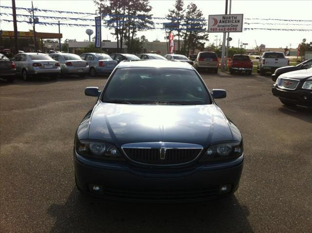 2005 LINCOLN LS V8 AUTO WULTIMATE PKG blue driver air bag passenger air bag front side air bag