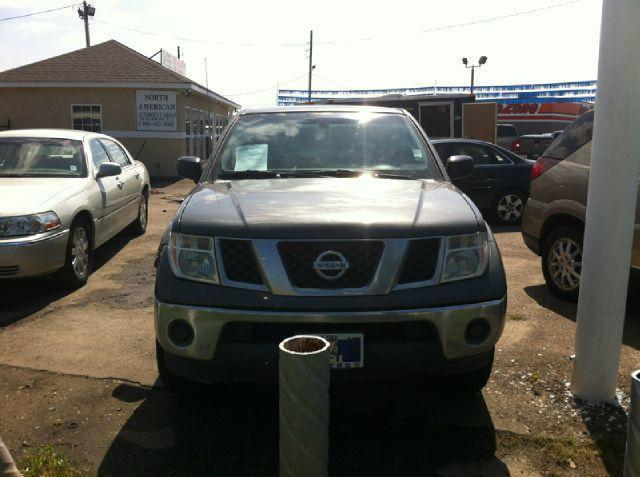 2006 NISSAN FRONTIER NISMO KING CAB V6 AUTO 2WD gray driver air bag passenger air bag ac amfm