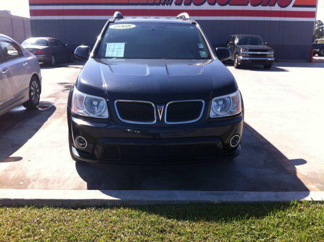 2008 PONTIAC TORRENT FWD GXP black driver air bag passenger air bag ac security system amfm