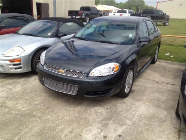 2012 CHEVROLET IMPALA LT FLEET gray driver air bag passenger air bag front side air bag front h