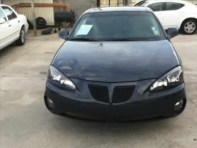 2008 PONTIAC GRAND PRIX gray driver air bag passenger air bag ac security system amfm stereo