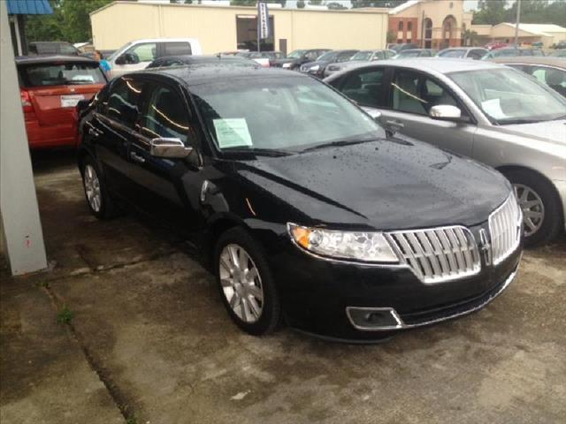 2011 LINCOLN MKZ FWD black driver air bag passenger air bag front side air bag front head air b