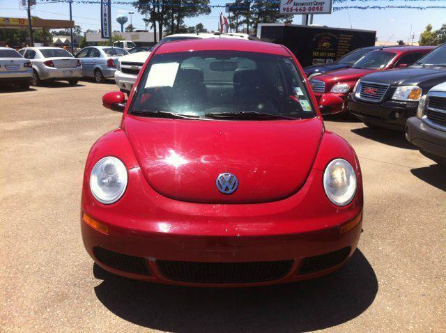 2009 VOLKSWAGEN NEW BEETLE AUTO S PZEV red driver air bag passenger air bag front side air bag