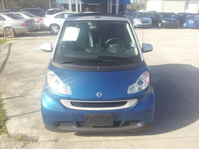 2008 SMART FORTWO CABRIOLET blue driver air bag passenger air bag front head air bag climate co