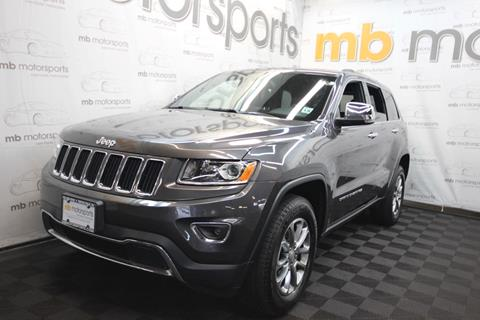 2015 Jeep Grand Cherokee for sale in Asbury Park, NJ
