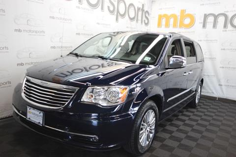 2013 Chrysler Town and Country for sale in Asbury Park, NJ